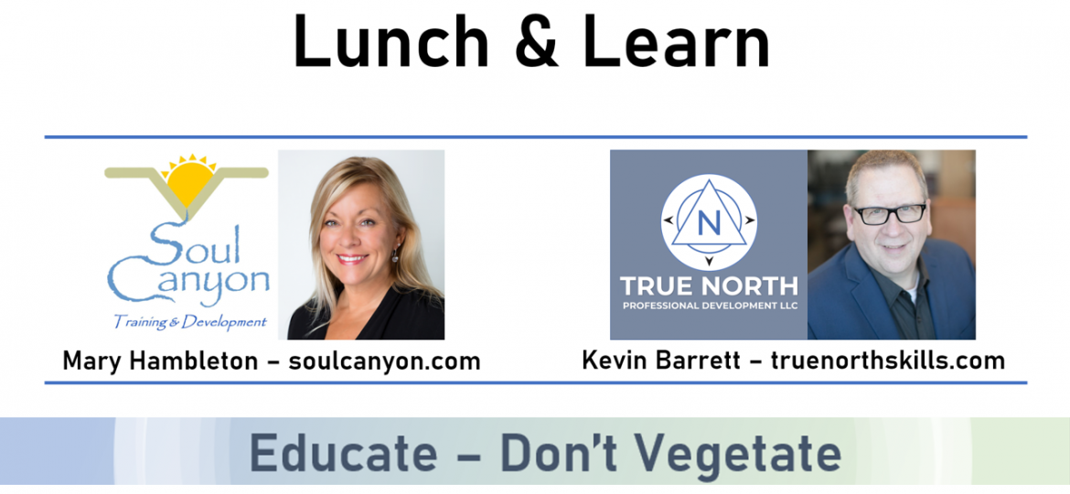 Free Lunch & Learn Event