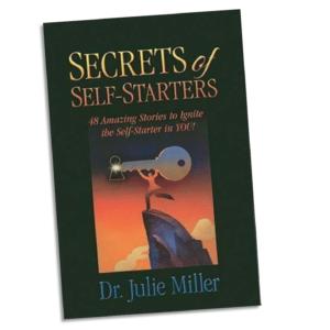 Secrets of Self-Starters